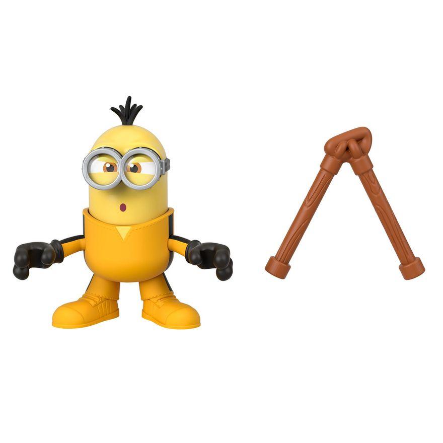 Mini-Figura---Imaginext-Minions-Kung-Fu-Kevin---Amarelo---Fisher-Price---Mattel--0