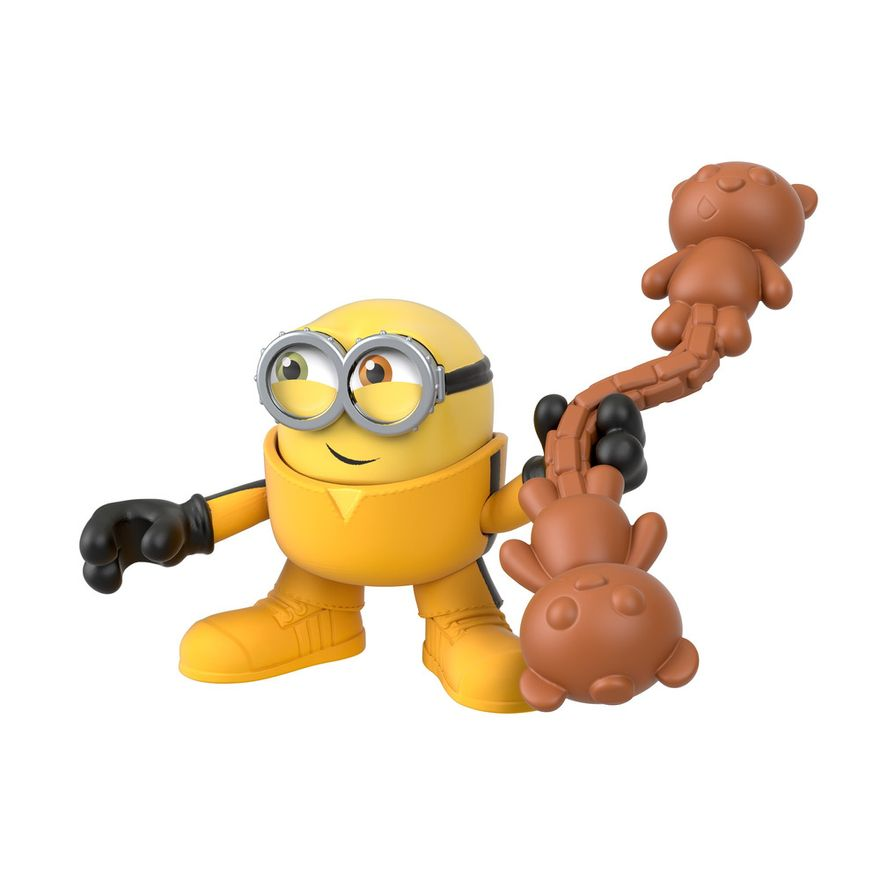 Mini-Figura---Imaginext-Minions-Kung-Fu-Bob---Amarelo---Fisher-Price---Mattel--2
