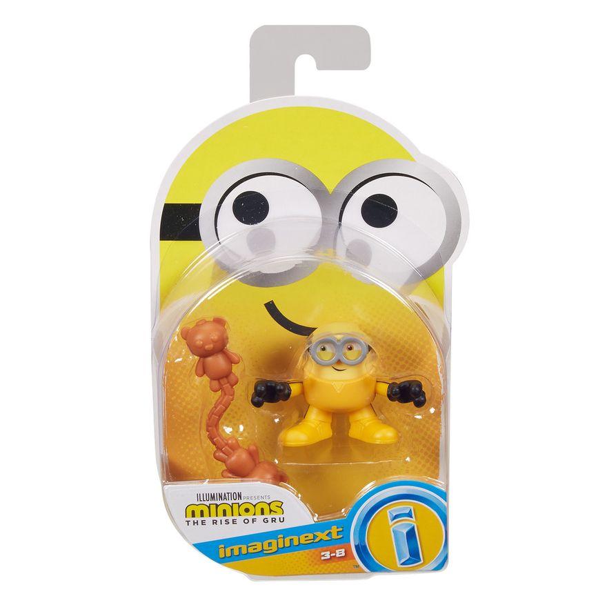 Mini-Figura---Imaginext-Minions-Kung-Fu-Bob---Amarelo---Fisher-Price---Mattel--3