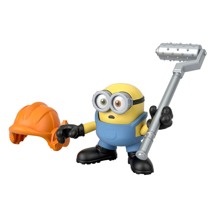 Mini-Figura---Imaginext-Minions-Construtor-Bob---Amarelo---Fisher-Price---Mattel--0