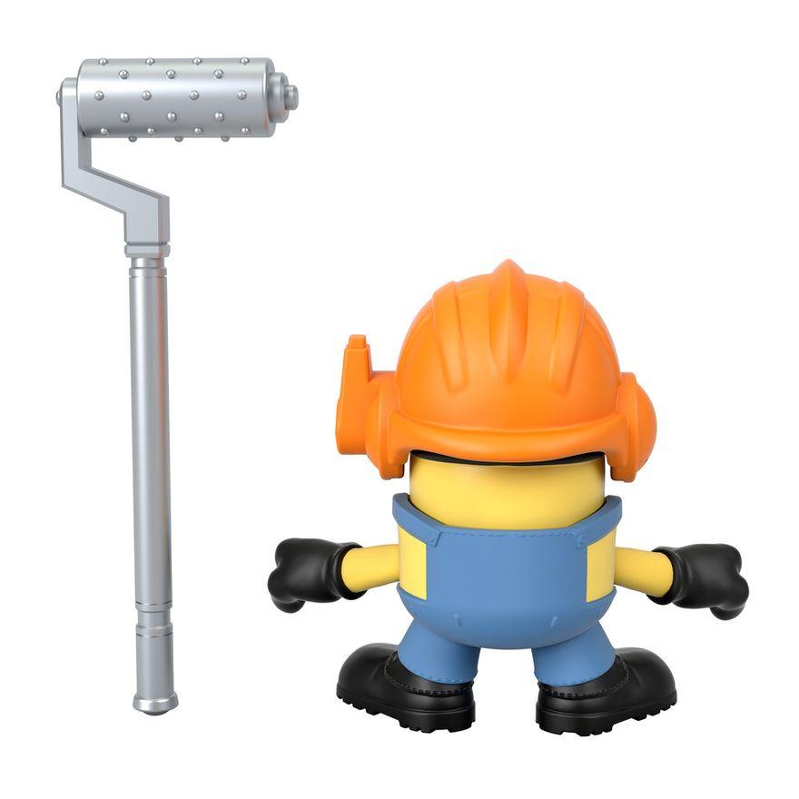 Mini-Figura---Imaginext-Minions-Construtor-Bob---Amarelo---Fisher-Price---Mattel--1