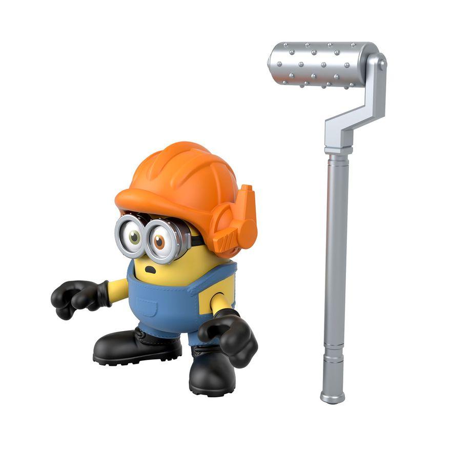 Mini-Figura---Imaginext-Minions-Construtor-Bob---Amarelo---Fisher-Price---Mattel--2