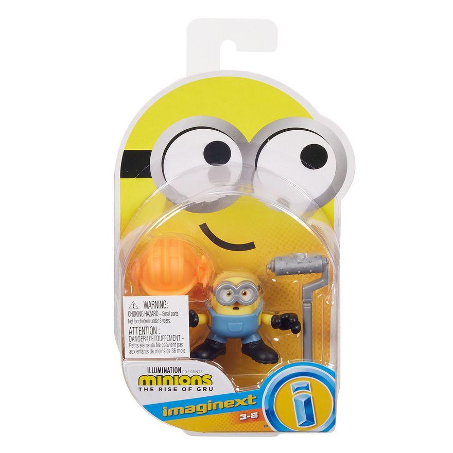 Mini-Figura---Imaginext-Minions-Construtor-Bob---Amarelo---Fisher-Price---Mattel--3
