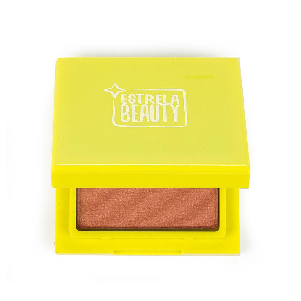 Blush Coral Dourado - Estrela Beauty