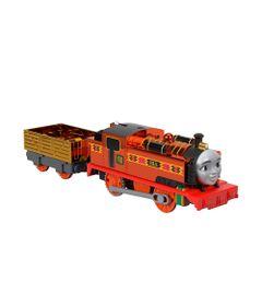 Locomotiva-Thomas-e-Seus-Amigos---Trens-Motorizados-de-Aniversario---Nia---Laranja---Mattel-0