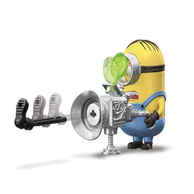 Mini-Figura---Minions-Barulhentos-e-Bagunceros---Stuart---Canhao-de-Partida---Mattel-0