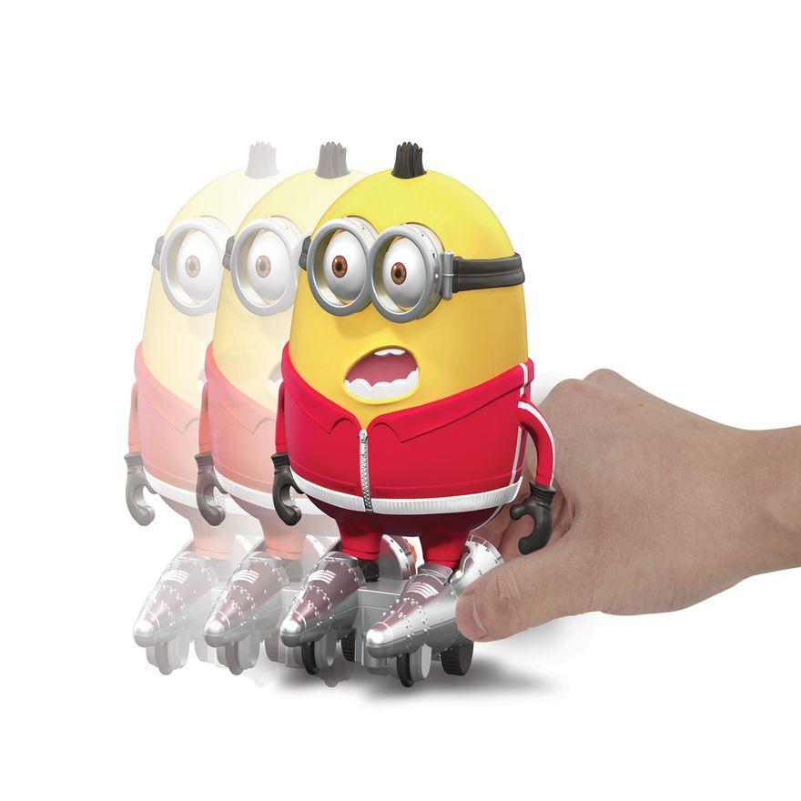 Mini-Figura---Minions-Barulhentos-e-Bagunceros---Otto-com-Patins-de-Foguete---Mattel-2