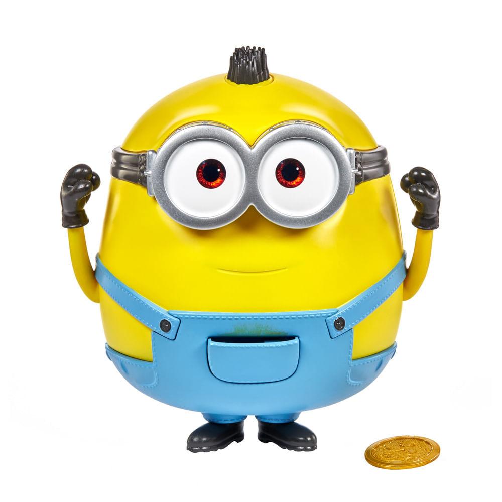 Figura Interativa - Minions - Meu Amigo Falante - Otto - Mattel