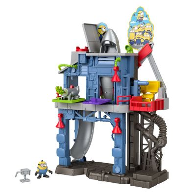 -Playset----Minions---Imaginext----Laboratorio-do-Gru---Mattel-0