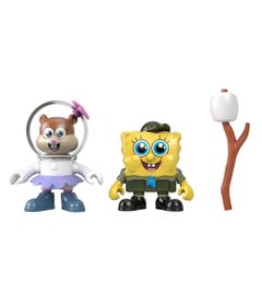 Mini-Figuras---Bob-Esponja--Imaginext---Bob-Esponja-e-Sandy---Mattel-0