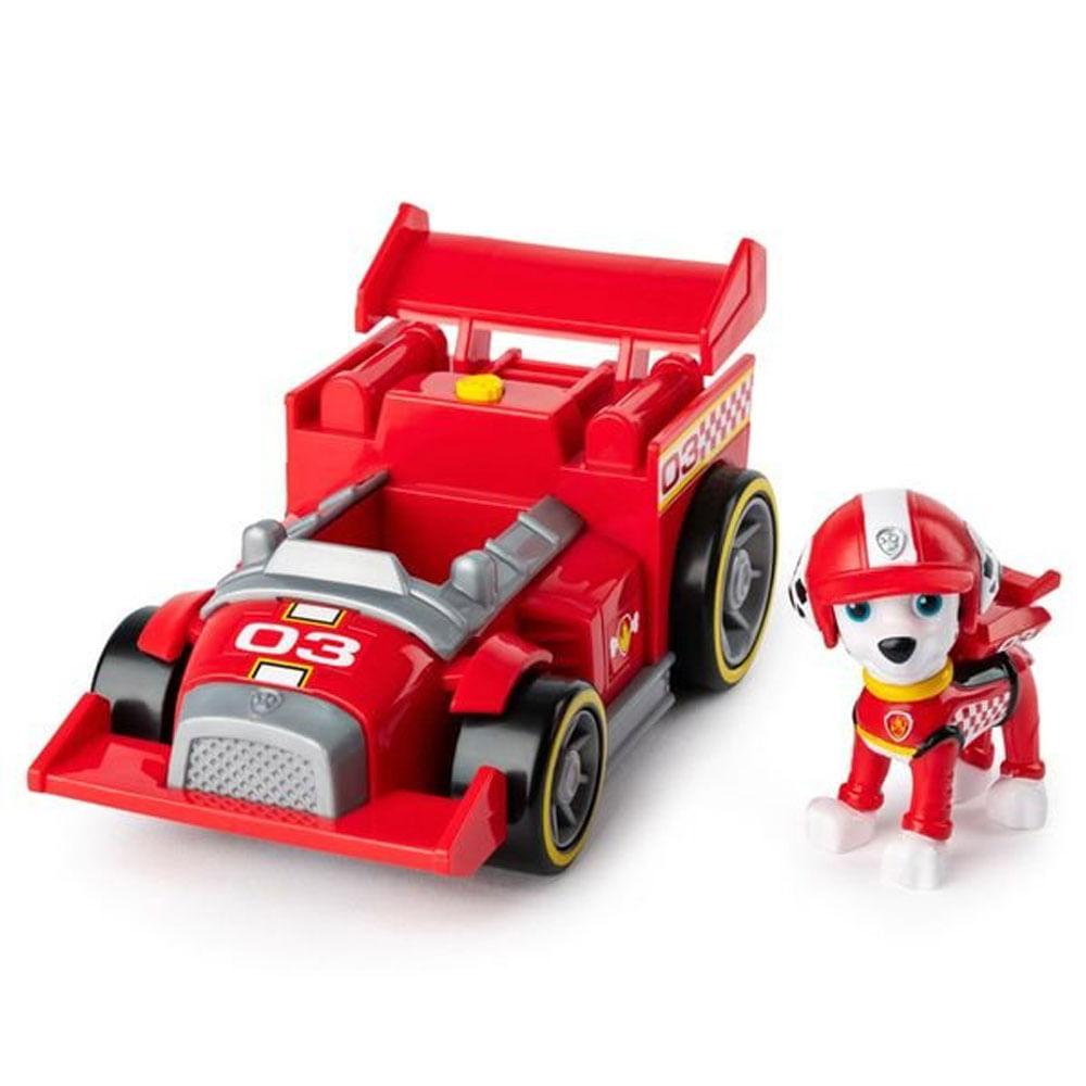 Veículo com Sons e Mini Figura - Patrulha Canina - Ready Racer Rescue - Marshall - Sunny