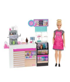 Playset---Barbie----Careers-Cafeteria---Mattel-0