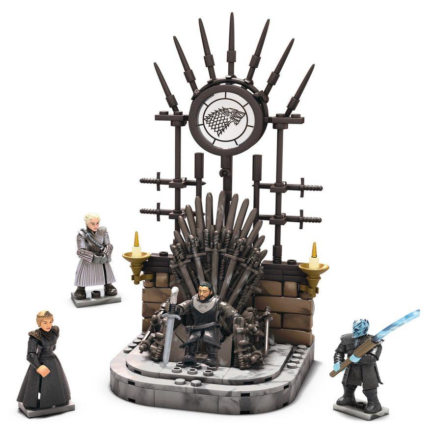 Blocos-de-Montar---Mega-Construx---Game-of-Thrones---Trono-De-Ferro---Mattel-6