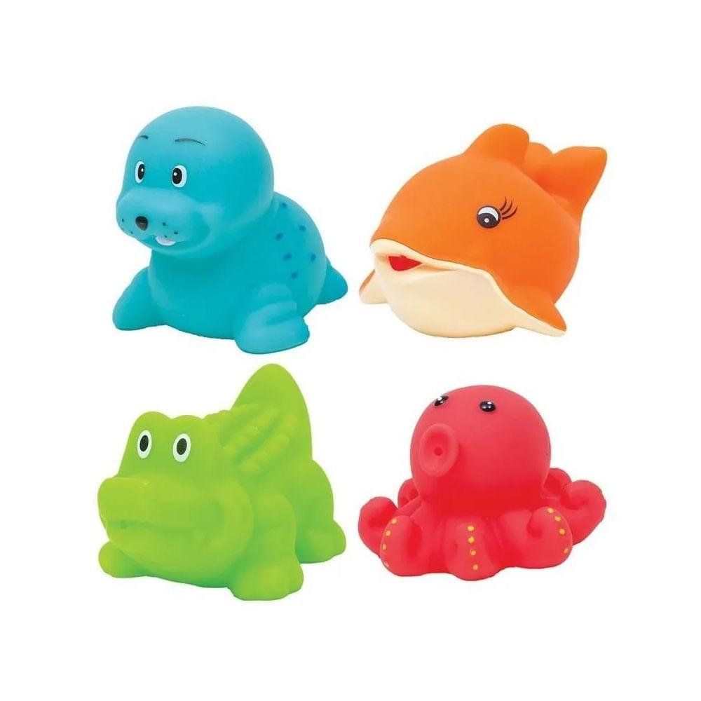 Brinquedo de Banho - Animais Aquáticos - Buba
