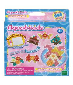 Conjunto-de-Artes---Aquabeads---Mini-Beads---Brilhante---Epoch