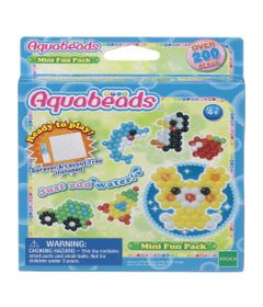 Conjunto-de-Artes---Aquabeads---Mini-Beads---Colors---Epoch