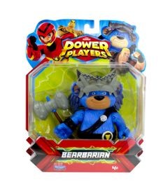 Figura-Articulada---12Cm---Power-Players---Bearbarian---Sunny