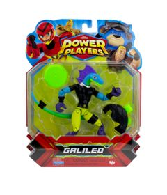 Figura-Articulada---12Cm---Power-Players---Galileo---Sunny