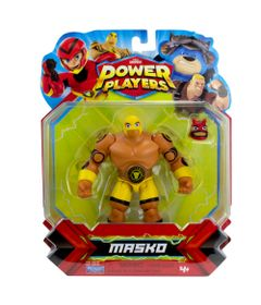 Figura-Articulada---12Cm---Power-Players---Masko---Sunny
