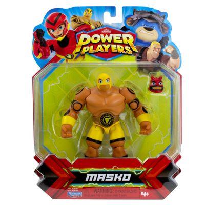 Figura-Articulada---12Cm---Power-Players---Masko---Sunny