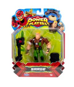 Figura-Articulada---12Cm---Power-Players---Sarge---Sunny