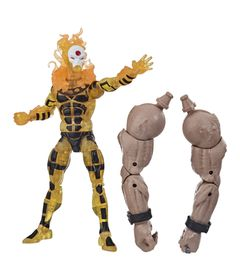 Boneco---Xmen-Legends---Marvel---Sunfire---Hasbro-0