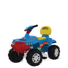 Mini-Veiculo-de-Passeio---Superquad-com-Pedal---Azul---Bandeirante-0