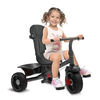 Triciclo-de-Passeio---Smart---Reclinavel---Direcionavel-e-Removivel---Bandeirante-0