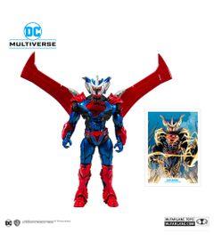 Boneco-Articulado---Superman-Unchained-18cm---DC-Comics---Fun-0