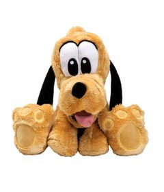 Pelucia---Pluto-Big-Feet---30-cm---Disney---Fun-0