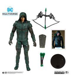 Boneco-Articulado---Arrow-18-cm---Arqueiro-Verde---DC-Comics---Fun-0