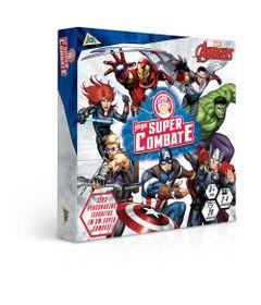 Jogo-de-Tabuleiro---Super-Combate---Marvel---Jak---Os-Vingadores---Toyster-0