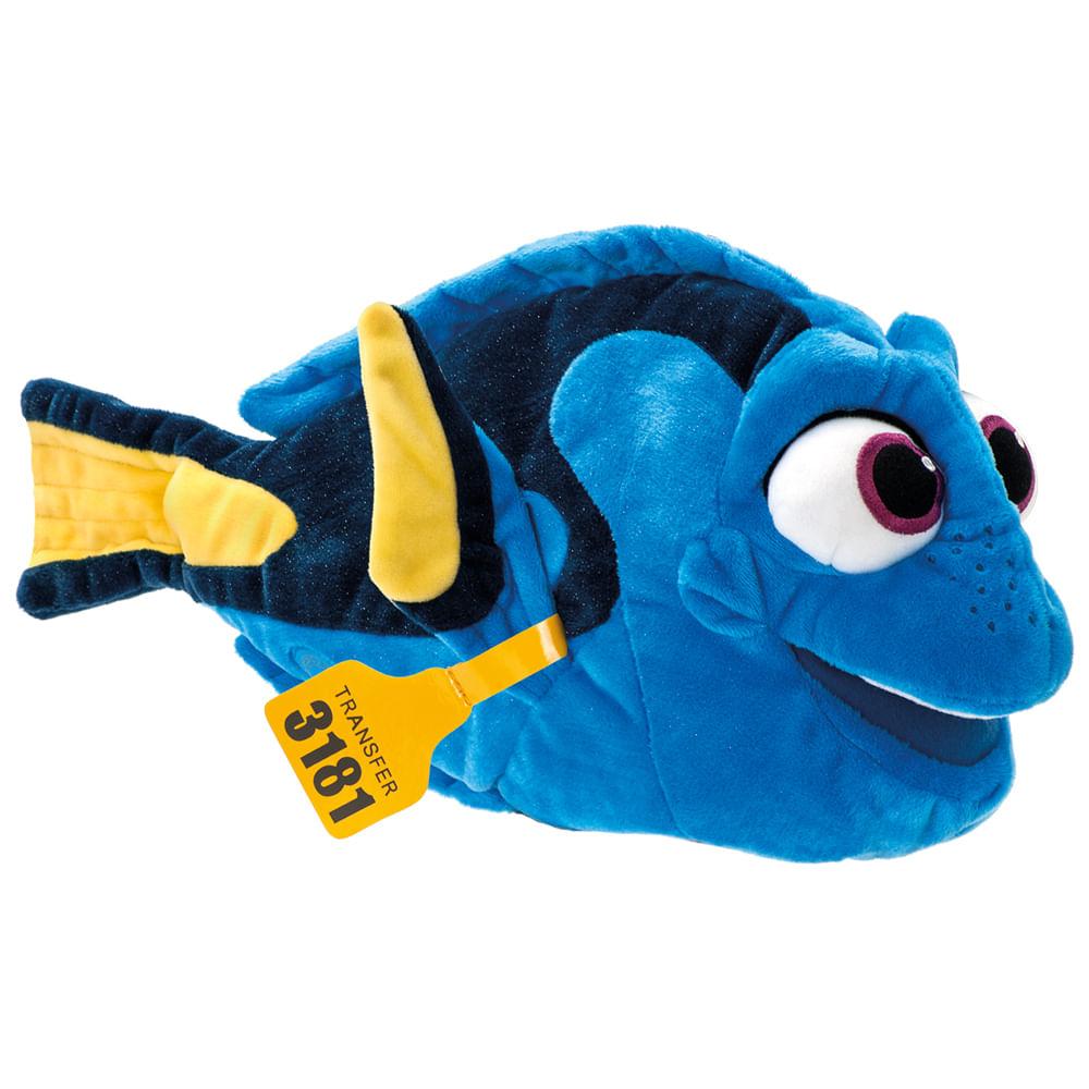 Pelúcia Básica - 35Cm - Disney - Procurando Nemo - Dory - Fun