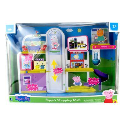 Playset---Peppa-Vai-ao-Shopping---Peppa-Pig---Sunny-0