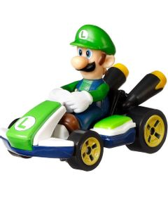 Nova-Mini-Veiculos---Hot-Wheels---164---Mario-Kart---Luigi---Mattel