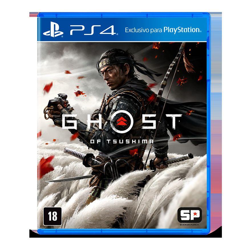 Jogo-PS4---Ghost-Of-Tsushima---Sony-0