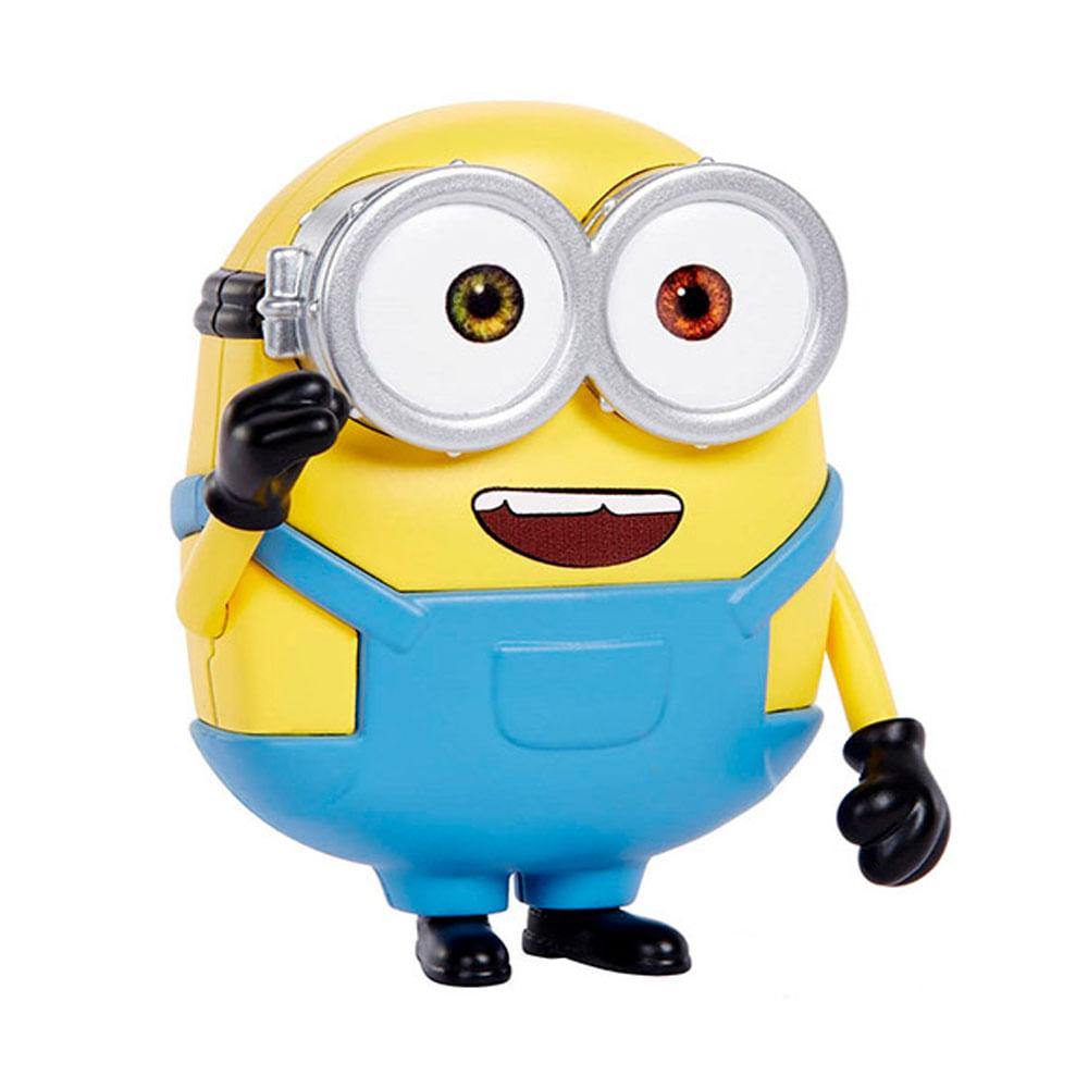 Figura de Ação 10 Cm - Minion 2 - Minions Travessos - Bob - Mattel