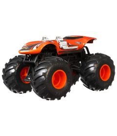 Veiculo-Hot-Wheels---1-24---Monster-Trucks---Twin-Mill---Mattel_Frente