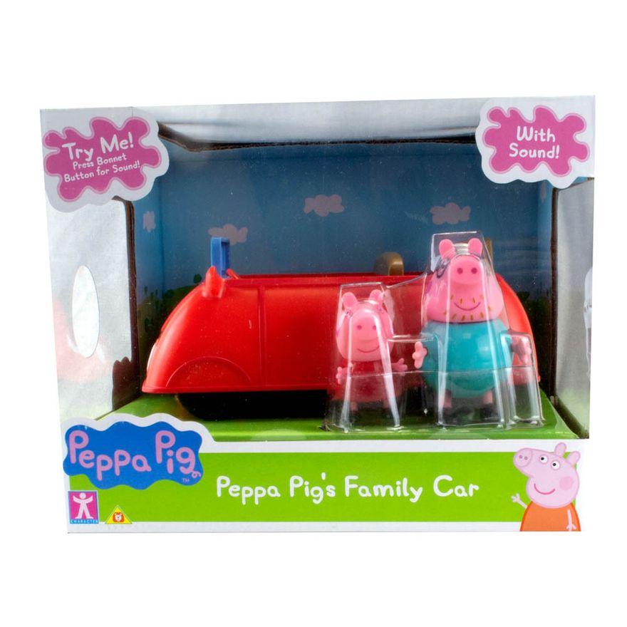 Mini-Veiculo---Carro-da-Familia-Pig---Peppa-Pig---Sunny-0