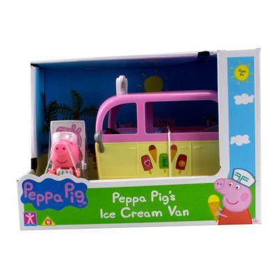 Mini-Veiculo---Peppa-Pig---Carro-de-Sorvete---Rosa---Sunny-0