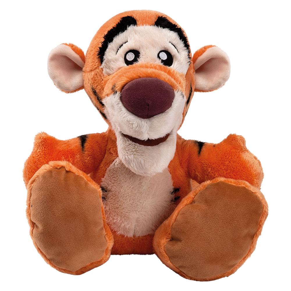 Pelúcia Básica - 30Cm - Disney - Tigrão Big Feet - Fun