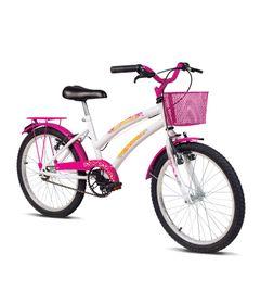 Bicicleta-Aro-20---Breeze---Branca-E-Rosa---Verden-Bikes-0