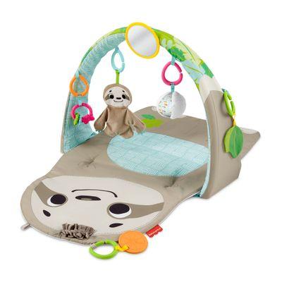 Oferta Ginásio De Atividades - Bicho Preguiça - Fisher-Price por R$ 363.99