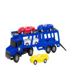 Carrinho---Caminhao-Comboio-Cegonheiro---Azul---Cardoso-0