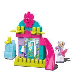 Blocos-de-Montar---Mega-Bloks-First-Builders---Fadas-Flores-Casinha---Mattel-0