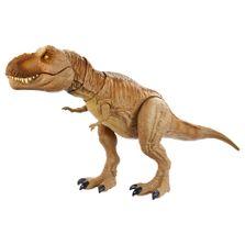 Figura-Articulada---Jurassic-World---T-Rex---Rugido-Epico---Mattel-0