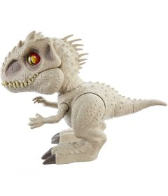 Figura-Articulada-22Cm---Jurassic-World---Bebe-Indominus-Rex---Cinza---Mattel-0