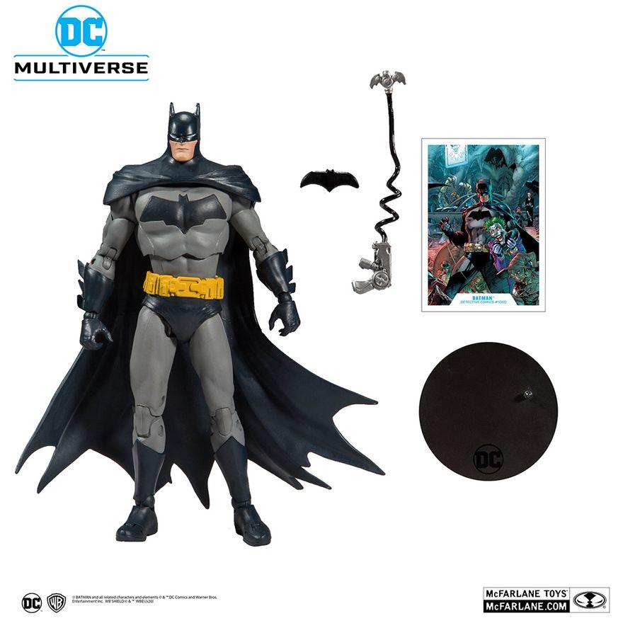 Boneco-Articulado---Modern-Batman-18-cm---DC-Comics---Fun-0