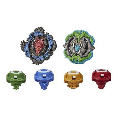 Piao-de-Batalha---Beyblade---Slingshock-Master-Multipack---Hasbro-0
