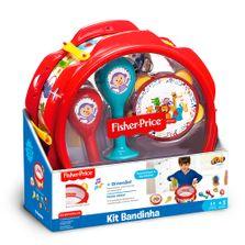 Kit-Bandinha---Fisher-Price---Vermelho---Fun-0